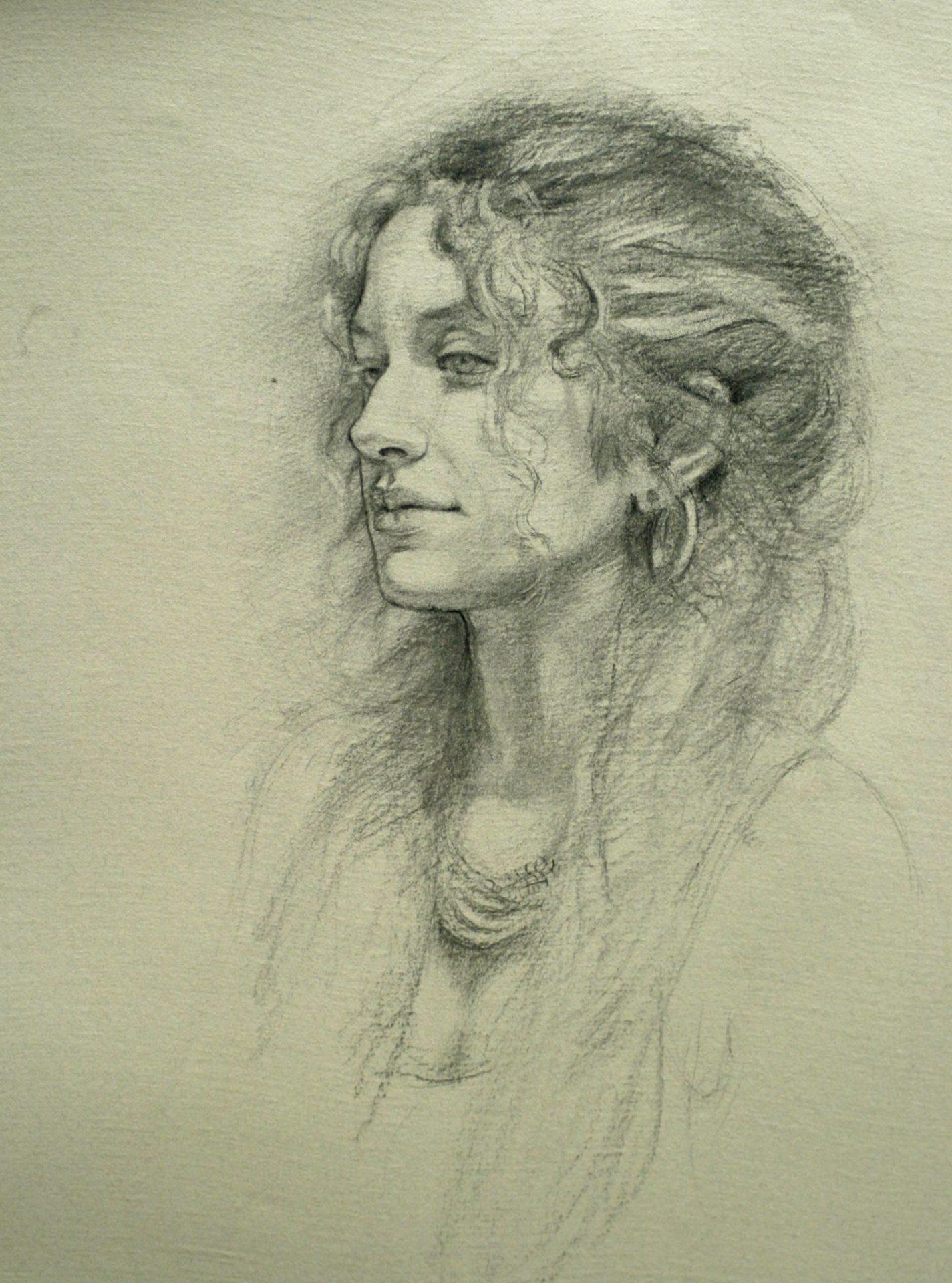 Portraits by Rebecca King Hawkinson