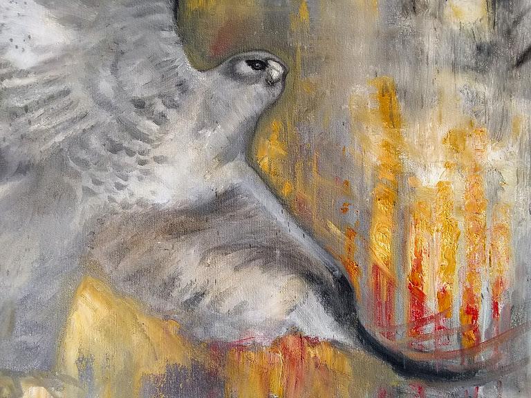 art Rebecca King Hawkinson