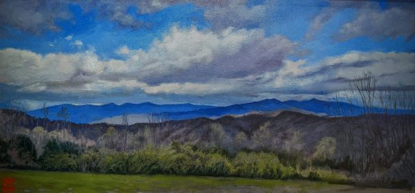 Long-North Artist Rebecca King Hawkinson