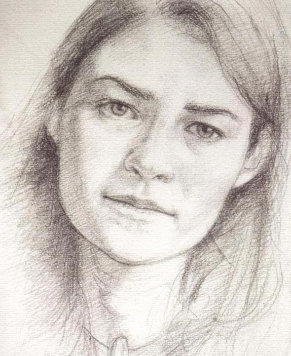 Artist Rebecca King