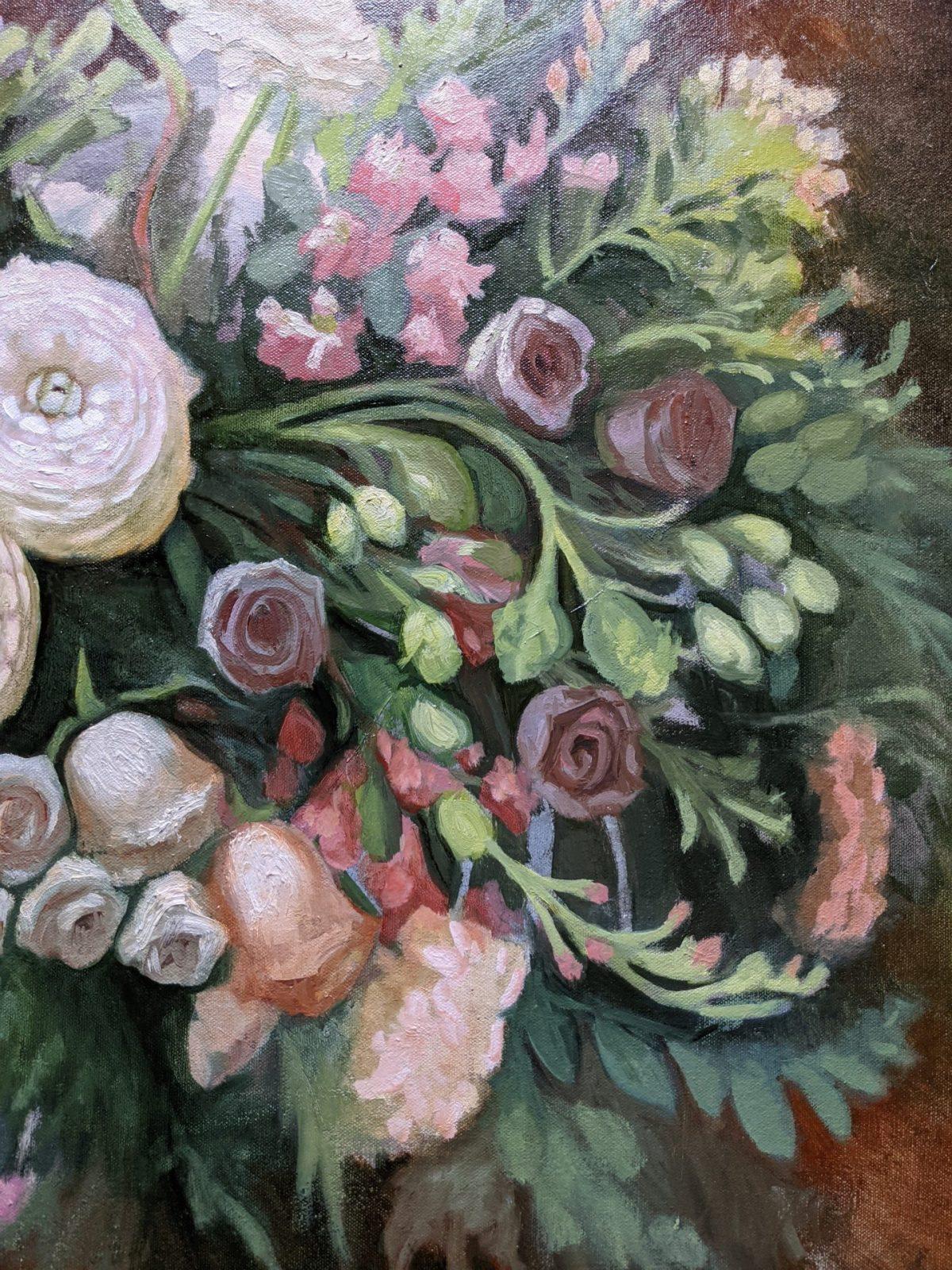 Arrangement-in-White-Oil-on-Canvas-24x30-Artist-Rebecca-King-Hawkinson-3600-sold-detail-2